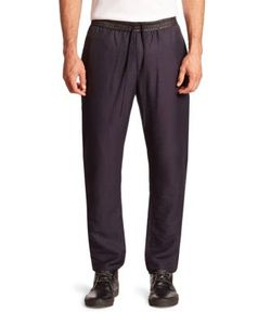 Public School | Wool Slim-Fit Jogger Pants