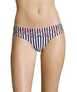 Ondademar | Miranda Ciranda Striped Bikini Bottom