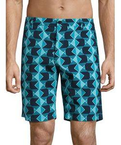 Vilebrequin | Moorea Coral Fish Printed Swim Trunks
