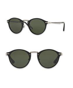 Persol | Calligrapher 51mm Polarized Phantos Sunglasses