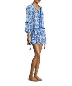 Poupette St Barth | Bobo Mini Dress
