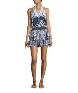 Poupette St Barth | Beline Ruffled Dress
