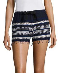 Lemlem | Tabtab Fringed Shorts