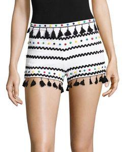 Dodo Bar Or | Moav Tassel Studded Shorts