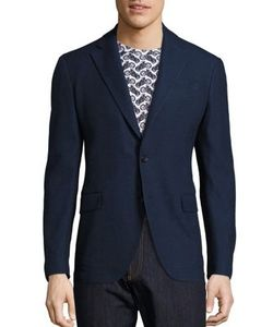Salvatore Ferragamo | Slim-Fit Deconstructed Wool Blazer