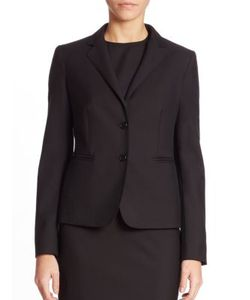 Max Mara | Solid Wool Jacket
