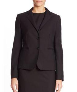 Max Mara | Solid Wool Jacket