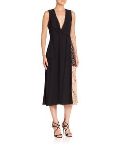 Jason Wu | Canvas Chiffon Dress