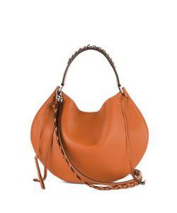 Loewe | Fortune Leather Hobo Bag