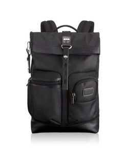 Tumi | Alpha Bravo Luke Roll Top Backpack