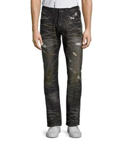 Prps | Agreement Demon Distressed Jeans