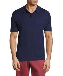 Vilebrequin | Solid Cotton Polo