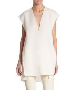 Ralph Lauren Collection | Matilda Wool-Blend Tunic