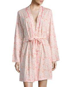 Cosabella | Bella Printed Cotton Robe