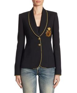 Ralph Lauren Collection | Kensley Wool Jacket