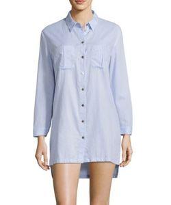 Heidi Klein | Oversized Cotton Shirt