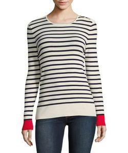 Tory Burch   Ramona Striped Sweater