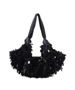 The Row | Crochet Paile Wool Shoulder Bag