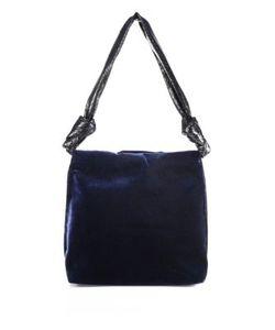 The Row | Velvet Python Shoulder Bag