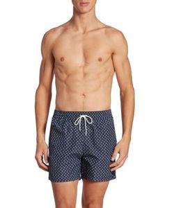 Salvatore Ferragamo | Rooster Printed Swim Shorts