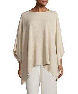 Eileen Fisher | Silk Blend Sequin Poncho