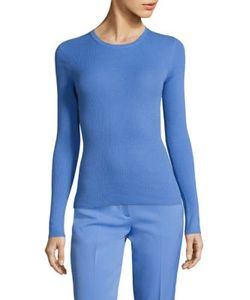 Michael Kors Collection | Cashmere Crewneck Pullover