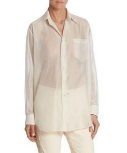 Ralph Lauren Collection | Damien Button Front Shirt