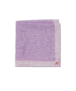 Isaia | Linen Pocket Square
