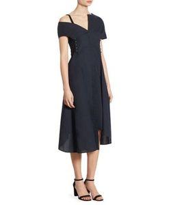 Jason Wu | Asymmetrical Cotton Dress