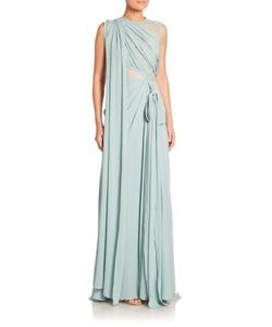 Elie Saab | Draped Gown