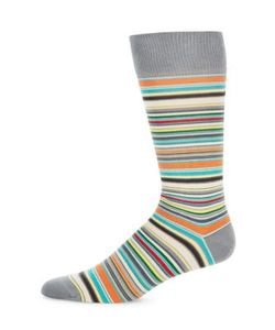 Paul Smith | Stripe Mid-Calf Socks