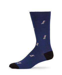 Paul Smith | Dog Knit Socks