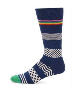 Paul Smith | Geometric Print Socks