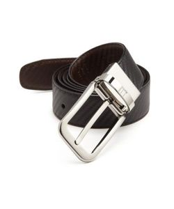 Dunhill | Reversible Chassis Leather Belt
