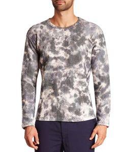 Issey Miyake | Cotton Blend Dyed Sweatshirt