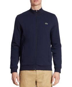 Lacoste   Sport Full-Zip Fleece Sweatshirt