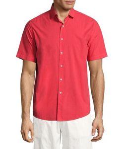 Vilebrequin | Short Sleeve Cotton Shirt