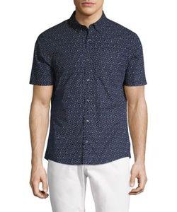 Michael Kors | Otis Print Slim Fit Button-Down Shirt
