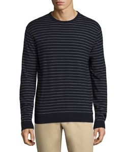 Polo Ralph Lauren | Striped Cotton-Blend Pullover