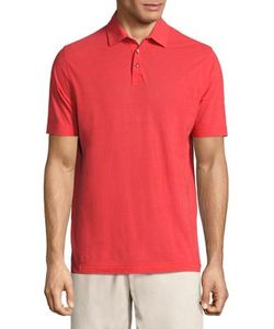 Vilebrequin | Swiss Jersey Chrysanthe Polo