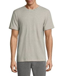 A.P.C. | Paul Short Sleeve Striped Tee