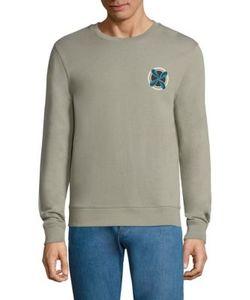 A.P.C. | Textured Cotton Sweatshirt