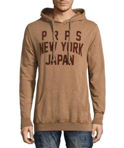 Prps | Telescope Logo Flocked Hoodie