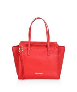 Salvatore Ferragamo | Gancio Shopping Medium Amy Tote