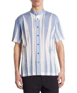 Issey Miyake | Regular Fit Wrinkle Shirt