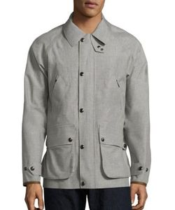 Polo Ralph Lauren | Garner Water-Resistant Wool Coat