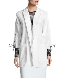Max Mara | Deruta Lace-Up Jacket