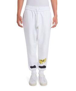 Off-White | Heat Transfer Pants