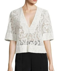 A.L.C. | Virginia Lace Top