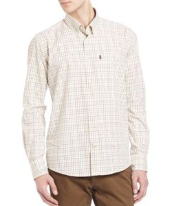 Barbour | Charles Checkered Long Sleeve Shirt